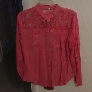 Tops - NWOT Long sleeve shirt